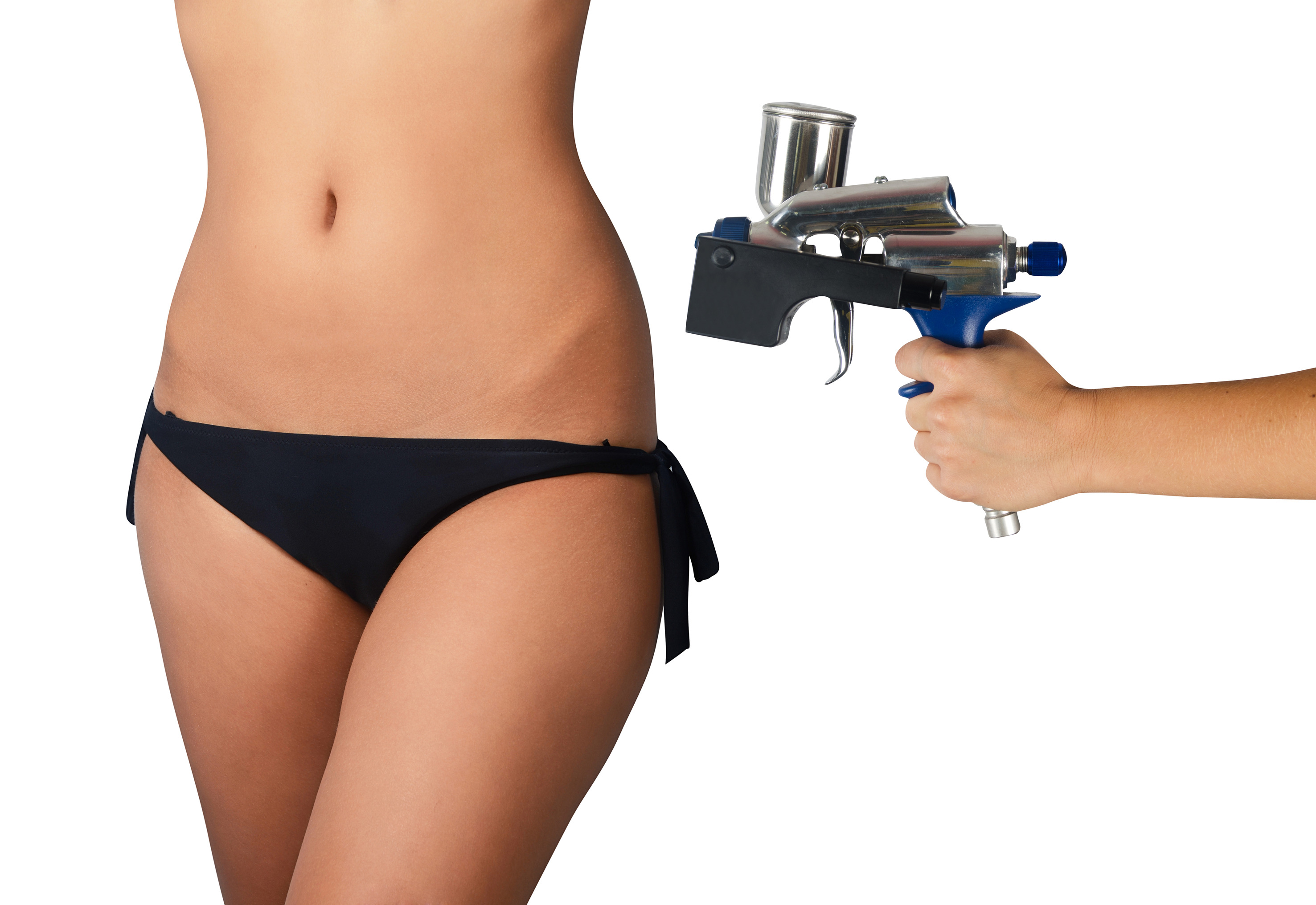 spray tanning in Hamilton
